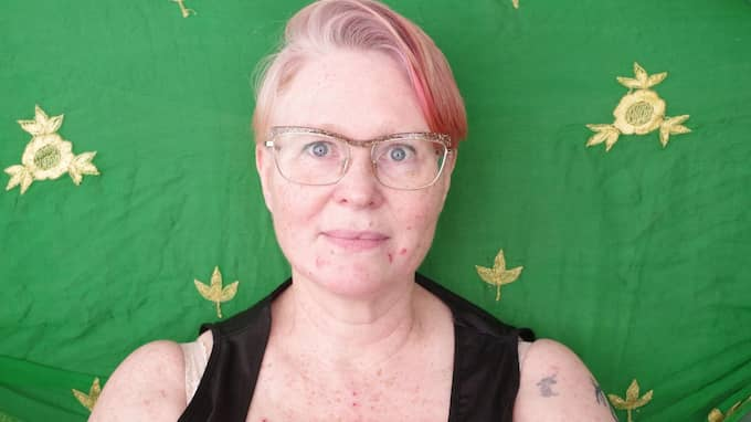 Ingrid Mårtensson (F!), landsbygdspolitisk talesperson. Foto: PRESSBILD