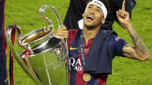 Neymar klar för PSG - blir dyrast någonsin