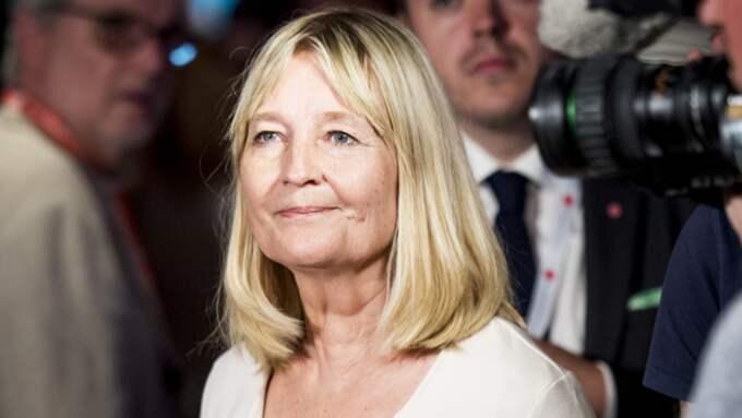 """""""Förhoppningsvis kommer resolutionen att sätta press"""", säger Marita Ulvskog, S. Foto: Jens L'Estrade"""