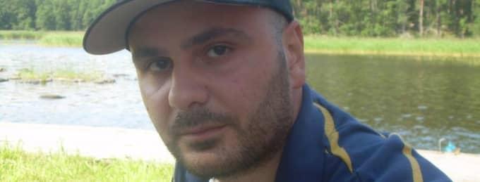 Nekas asyl. Narek Aghajanyan flydde till Sverige sedan han misshandlats hemma i Armenien.