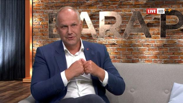 Bara Politik: 22 augusti - Intervju med Jonas Sjöstedt