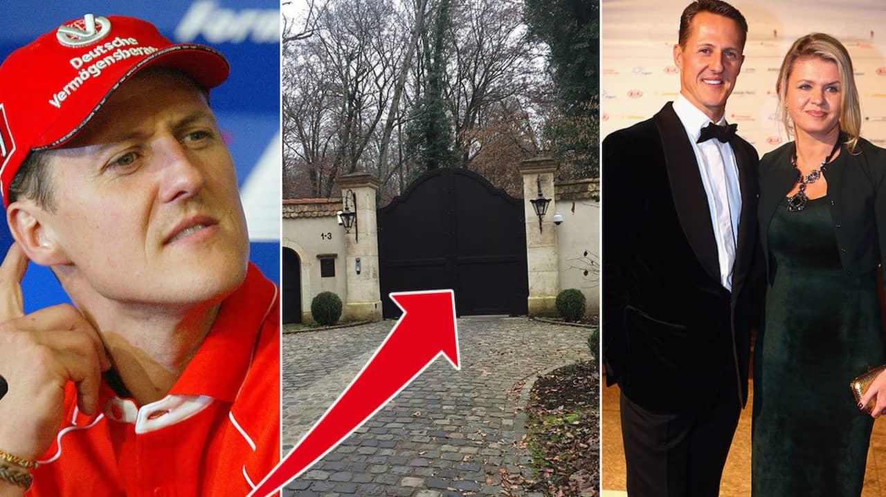 Schumacher funderar pa pension