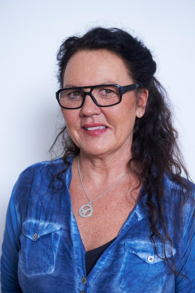 Suzanne Lindström är barnmorska och sexolog.