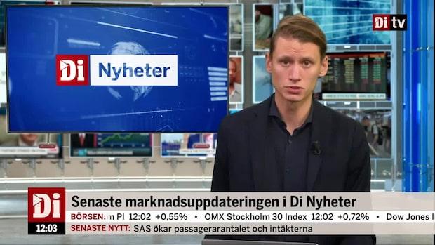Di Nyheter: H&M och kronan lyfter börsen