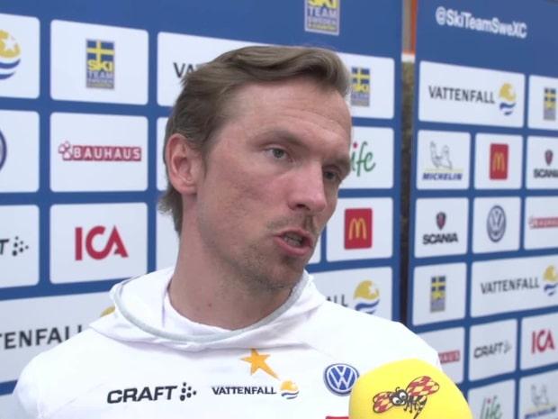 """Olsson: """"Bland de roligaste jobb jag kan tänka mig"""""""