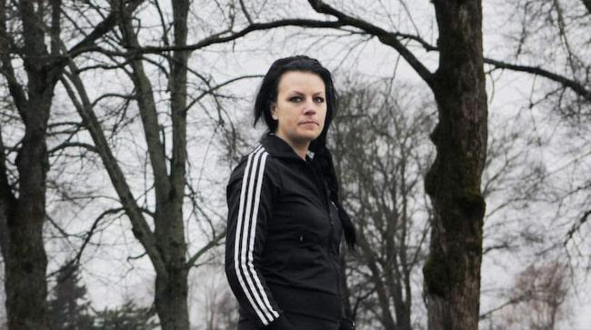 """Känner av andar. Nathalie Wendelmalm har varit med om flera övernaturliga händelser. """"När någon man känt går igen är det en gripande, oerhört stark upplevelse, men inte skrämmande"""", berättar hon."""