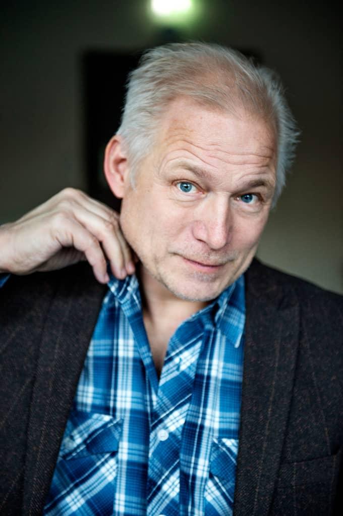 Regissör Henns Holm. Foto: EMIL NORDIN