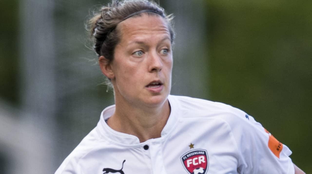 Lina olsson nobbar landslaget