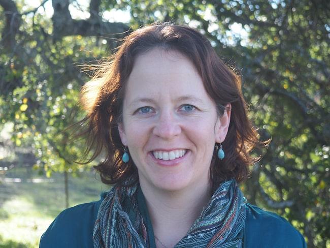 Kimberly Nicholas, klimatforskare vid Lunds universitet.