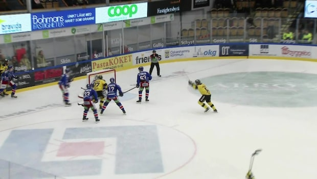 Höjdpunkter: Oskarshamn-Västerås