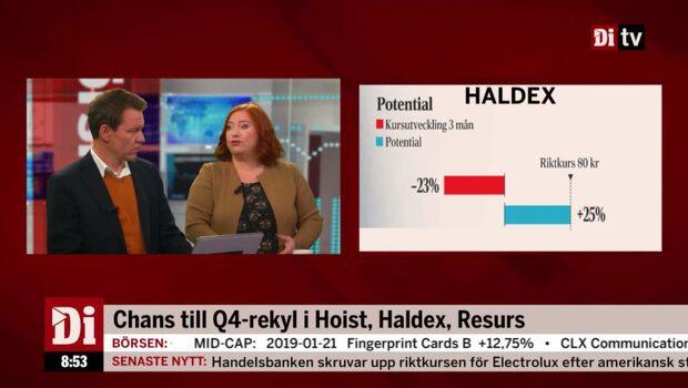 """Analytikern om Haldex: """"Det finns en sund kärna i botten"""""""