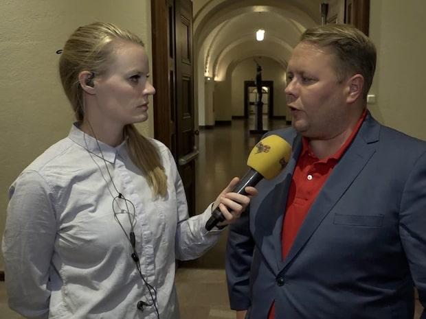 "Fredrik Sjöshult: ""Såg nästan apatisk ut"""