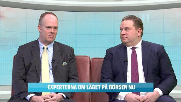 Experterna om läget på Börsen