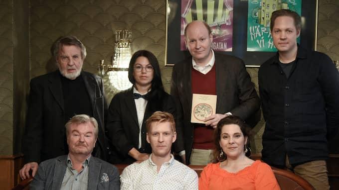 """Filmklassikern """"Sagan om Karl-Bertils julafton"""" blir scenshow med Henrik Dorsin. Foto: HOSSEIN SALMANZADEH/TT / TT NYHETSBYRÅN"""