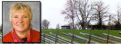 TOMTENTREPRENÖR. Landshövding Marianne Samuelsson lät den inflytelserike företagaren Max Hansson få dispens från strandskyddet på Gotland. Foto: Hemlins, Länsstyrelsen Gotlands Län