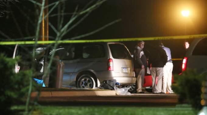 Sex slumpvis utvalda personer sköts ihjäl – en 14-årig flicka kämpar för sitt liv. Foto: Mark Bugnaski