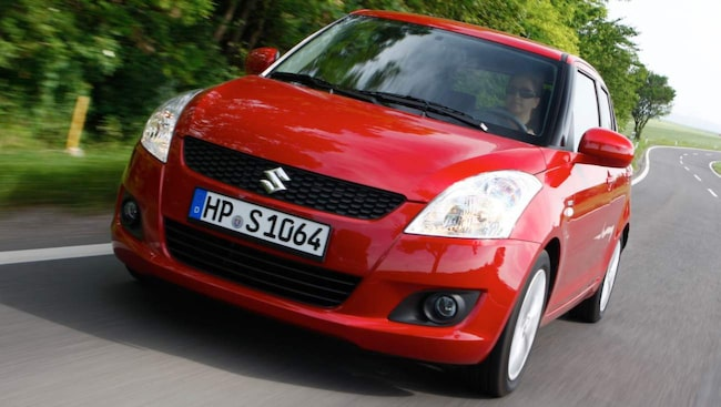 Suzuki Swift.