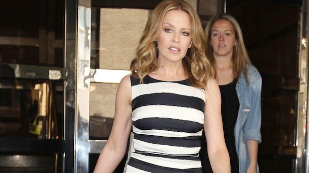 Kylie Minogues stora sorg