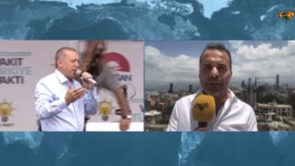 Kassem Hamadé om valet i Turkiet: Valet är oerhört viktigt för Erdogan