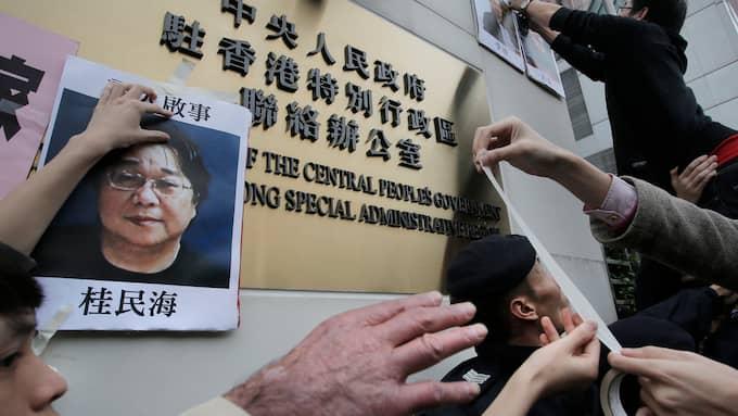 Foto: VINCENT YU / AP TT / NTB SCANPIX