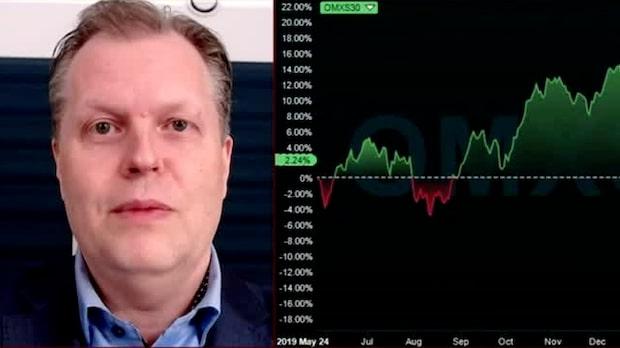 """Förvaltaren: """"Tydlig v-återhämtning på börsen"""""""
