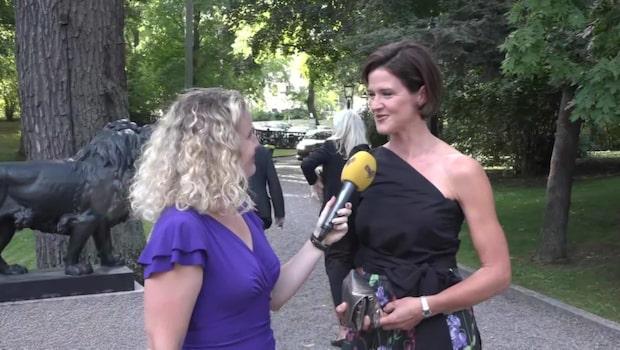 """Anna Kinberg Batra om nya boken: """"Kul att vara personlig"""""""