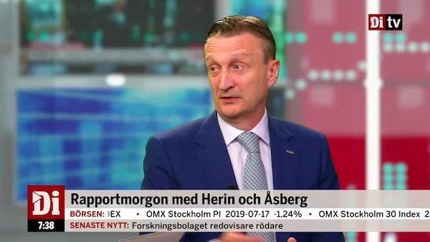 """Intrums vd: """"Utnyttjar vår storlek"""""""