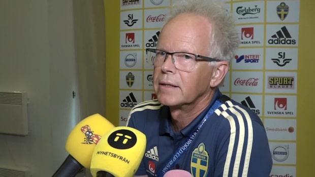 Landslagsläkaren om Viktor Nilsson Lindelöf