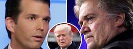 Steve Bannons hårda anklagelse mot Trump