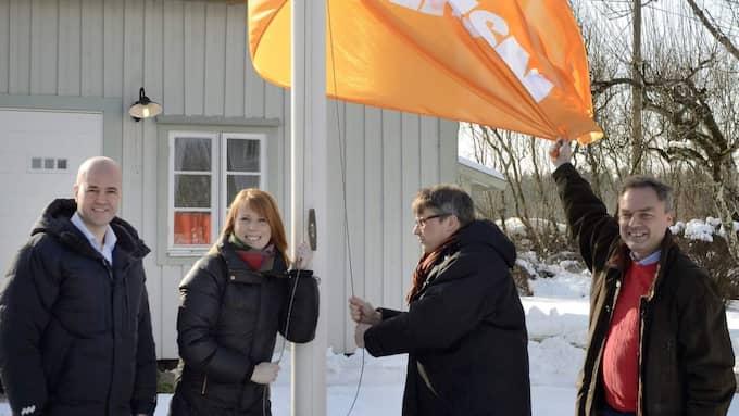 Alliansen lider av idéfattigdom. Foto: Christian Örnberg