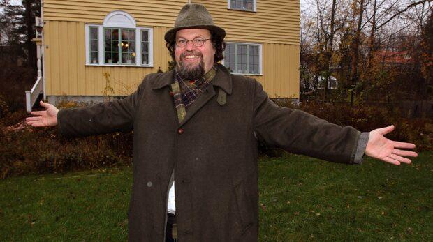 Edward Blom om det bästa med livet i villa