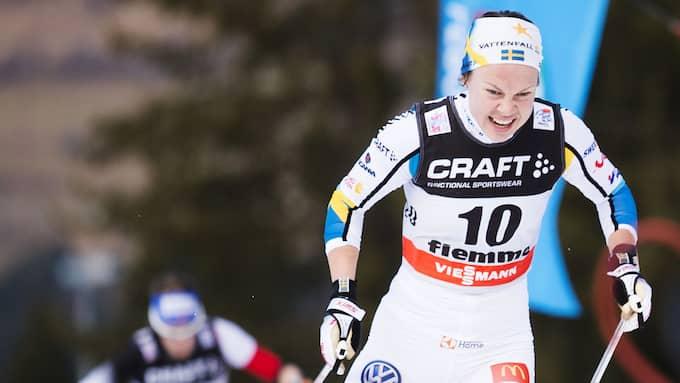 Emma Wikén Foto: JOHANNA LUNDBERG / BILDBYRÅN