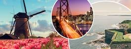 Världens 10 mest välkomnande turistmål
