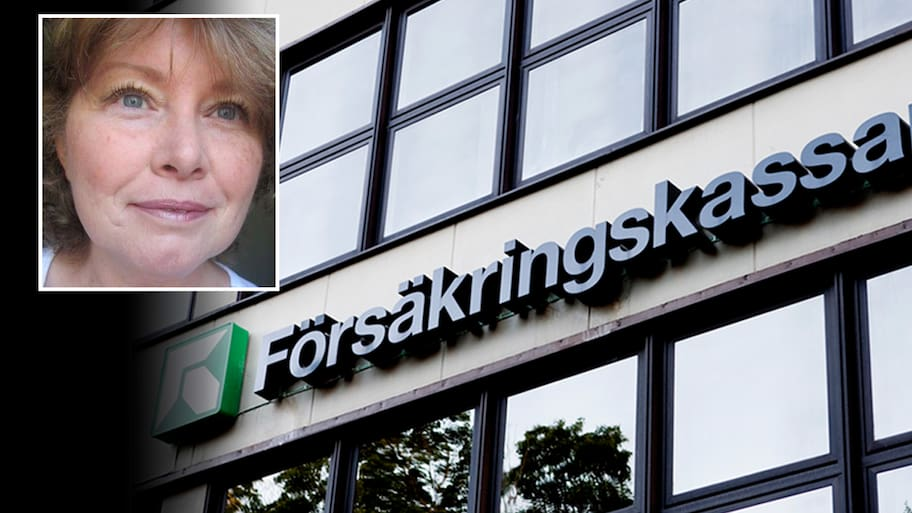 Maria Johannesson, 50, från Grums, blev utförsäkrad för ganska exakt
