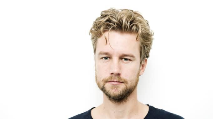 Johan Anderberg, reporter på Fokus och medarbetare på Expressen Kultur. Foto: Olle Sporrong