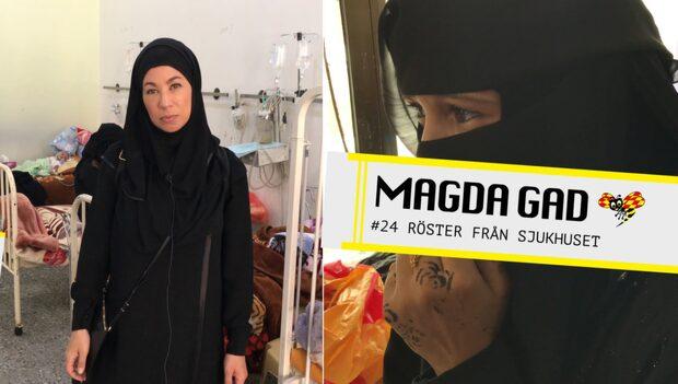 Magda Gad - Röster från sjukhuset