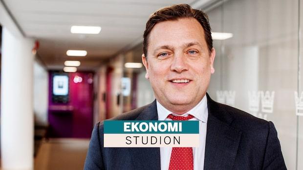 Avmattningen i svensk ekonomi medför att statens skatteinkomster växer något långsammare