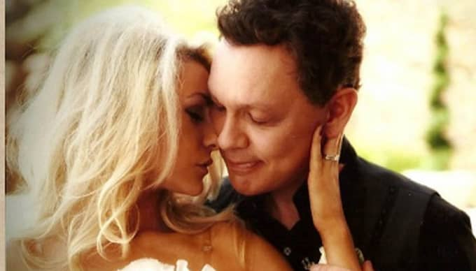 Doug Hutchison, 51, och Courtney Alexis Stodden, 16. Foto: Www.Doughutchison.Com / Splash