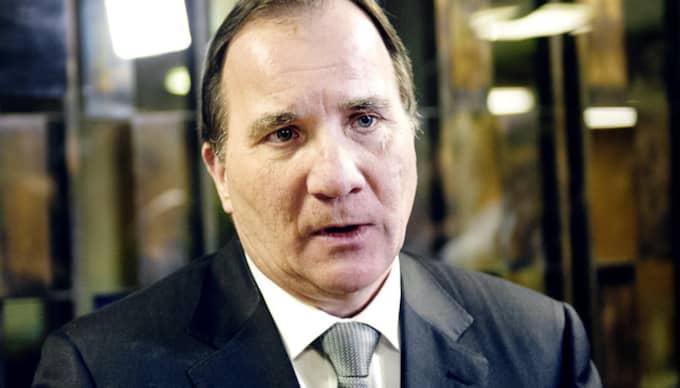 Stefan Löfven har sagt att Sverige accepterar kompromissen om det krävs. Foto: Anna Svanberg