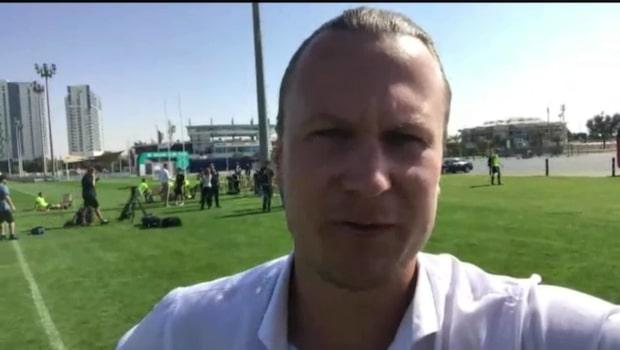 "Daniel Kristoffersson i Abu Dhabi: ""En del debutanter från start i morgon"""