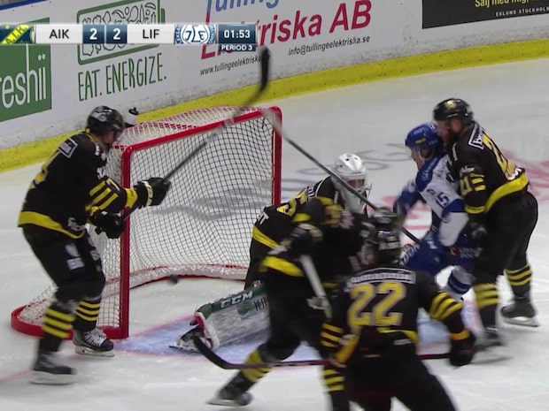 Höjdpunkter: AIK-Leksand
