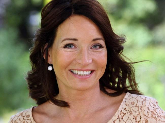 <span>Martina satsade på skådespeleriet – men slog igenom som författare.</span>