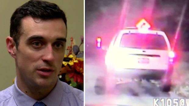 Polismannen lät kvinnan gå –fick sparken