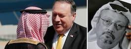 Pompeo är i Saudiarabien –  ska utreda journalistdåd