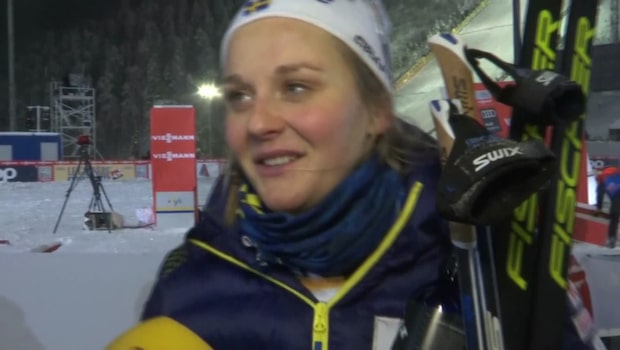 """Stina Nilsson efter succén: """"Kunde inte bli bättre"""""""