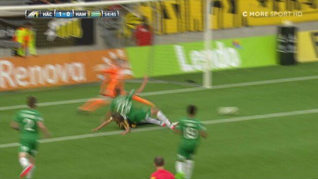 Paulinho utökar när Häcken får straff