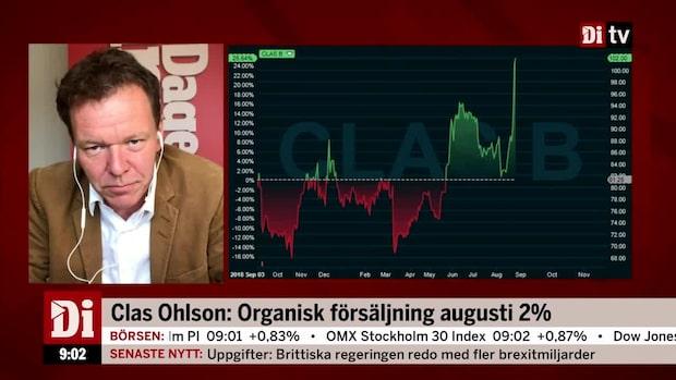 Clas Ohlson stänger fem fysiska butiker