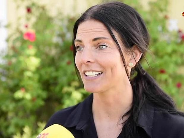 """Anna Lindberg i kändissegling över Atlanten: """"Får se alla sidor av mig"""""""