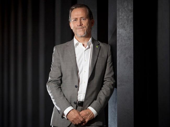 Trafikborgarrådet Daniel Helldén har varit drivande i frågan om miljözonerna.