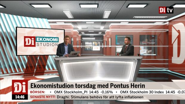Ekonomistudion - 14 december 2017